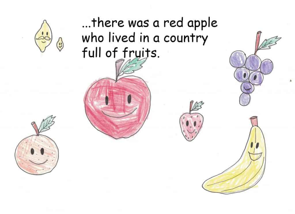 The Apple and the Pear